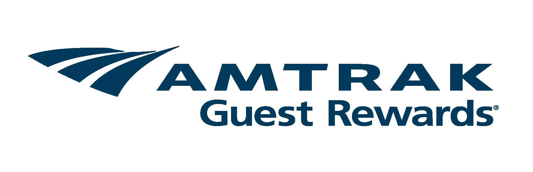 Amtrak Guest Rewards logo