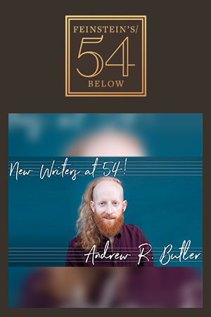 New Writers at 54! The Songs of Andrew R. Butler