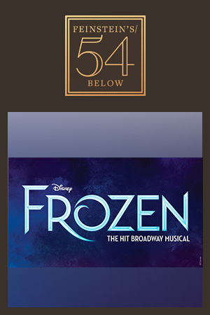The Cast of Broadway's Frozen