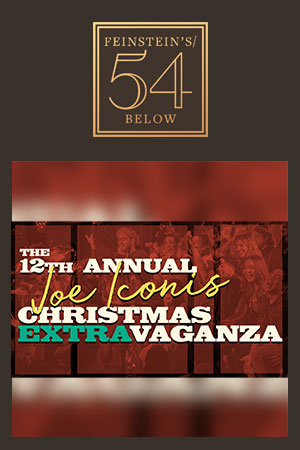 The 12th Annual Joe Iconis Christmas Extravaganza