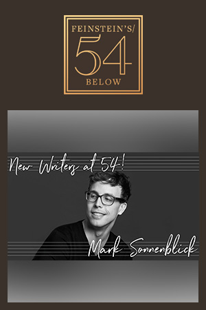New Writers at 54! Mark Sonnenblick