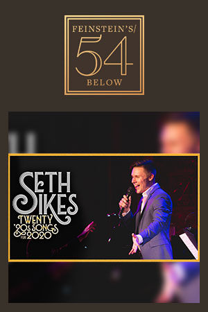 Seth Sikes Celebrates The '20s on New Year's Eve!