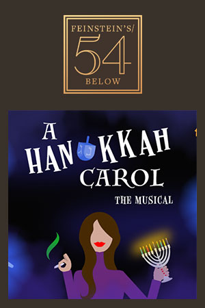 New Musical! A Hanukkah Carol
