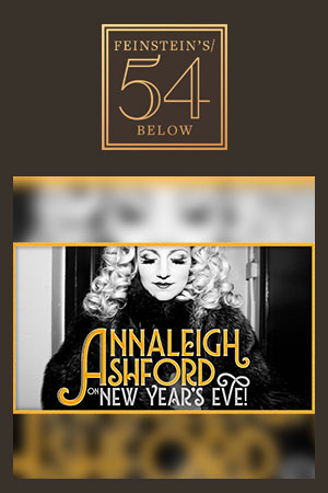 Annaleigh Ashford on New Year's Eve!