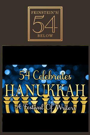 54 Celebrates Hanukkah: A Festival of Writers