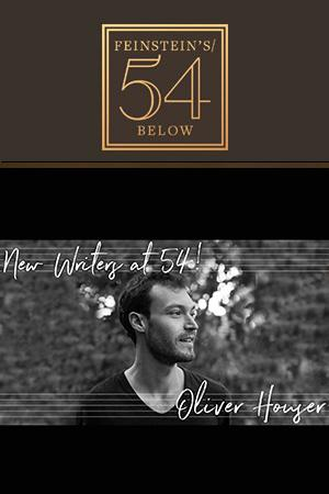 New Writers at 54! Oliver Houser