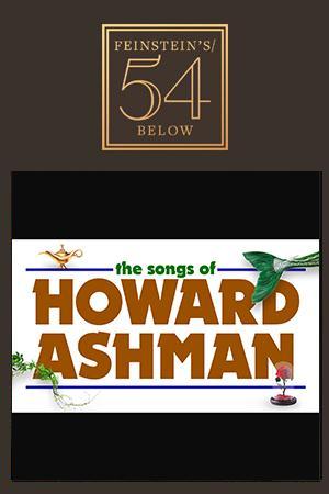 The Songs of Howard Ashman
