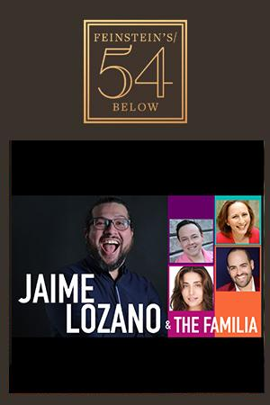 Jaime Lozano & The Familia: Songs by an Immigrant