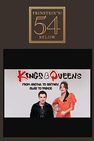 Kelli Barrett & Jarrod Spector: Kings & Queens