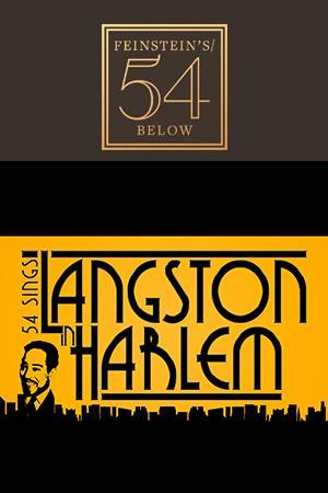 54 Sings Langston in Harlem