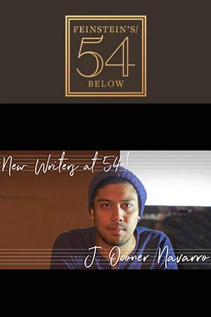 New Writers at 54! J. Oconer Navarro