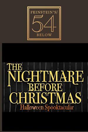 The Nightmare Before Christmas: Halloween Spooktacular