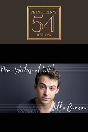 New Writers At 54! Nikko Benson Presents: ElseWhere