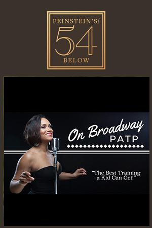 The On Broadway Holiday Dream Connectors Showcase, starring Rema Webb