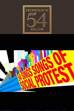 54 Sings Songs of Social Protest
