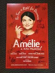 <em>Amelie</em> Signed Poster Image