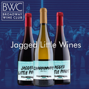 <em>Jagged Little Pill</em> Wine Bundle from Broadway Wine Club Image