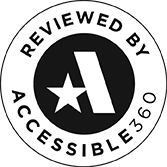 Reviewd by Accessible360