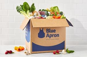 Three Delicious Blue Apron Meals (two servings each) Image