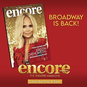 Encore Magazine Subscription Image
