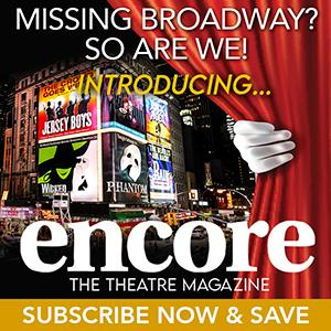 Encore Magazine Subscription Image