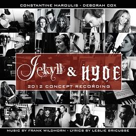 Jekyll & Hyde 2012 Concept Recording Image