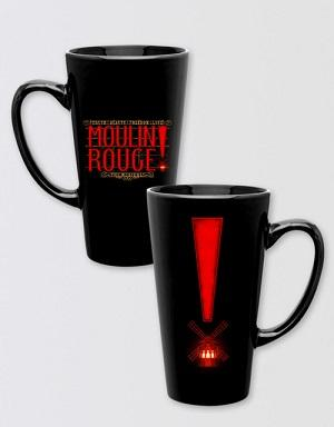 Moulin Rouge! The Musical Latte Mug Image