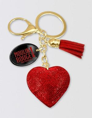 Moulin Rouge! The Musical Charm Keychain Image