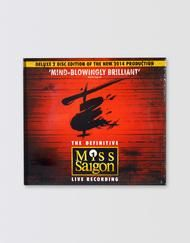 Miss Saigon: The Definitive Live Recording CD Image