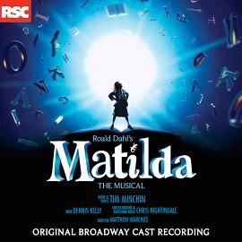 Matilda The Musical (Original Broadway Cast Recording) Image