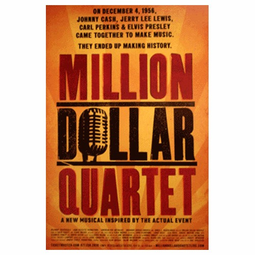 Million Dollar Quartet Poster Image