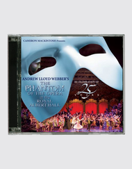 The Phantom of the Opera Broadway - Royal Albert Hall 25th Anniversary CD (2 discs) Image