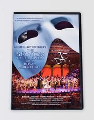 The Phantom of the Opera Broadway - Royal Albert Hall 25th Anniversary DVD Image