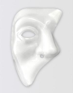 The Phantom of the Opera Broadway Face Mask Image