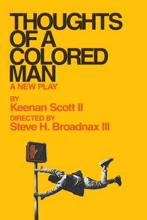 Thoughts of a Colored Man Poster