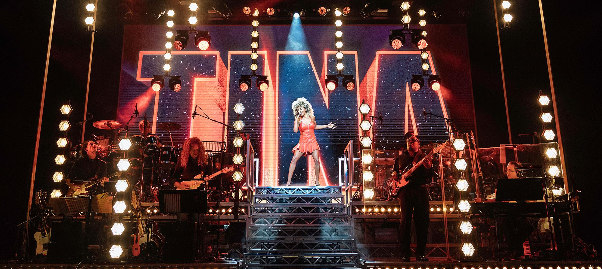 Tina - The Tina Turner Musical production photo