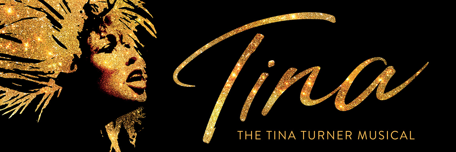 Tina - The Tina Turner Musical Large Key Art