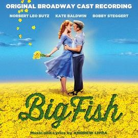 Big Fish (Original Broadway Cast Recording) Image