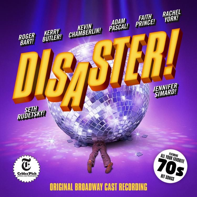 Disaster! (Original Broadway Cast Recording) Image