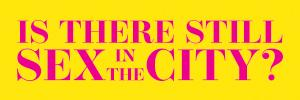 Is There Still Sex in the City? Key Art